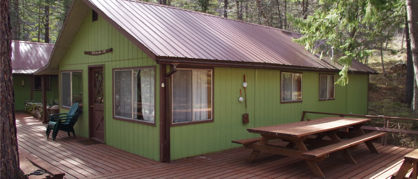 China bar lodge and vacation rental in the idaho wilderness for Idaho fly fishing lodges