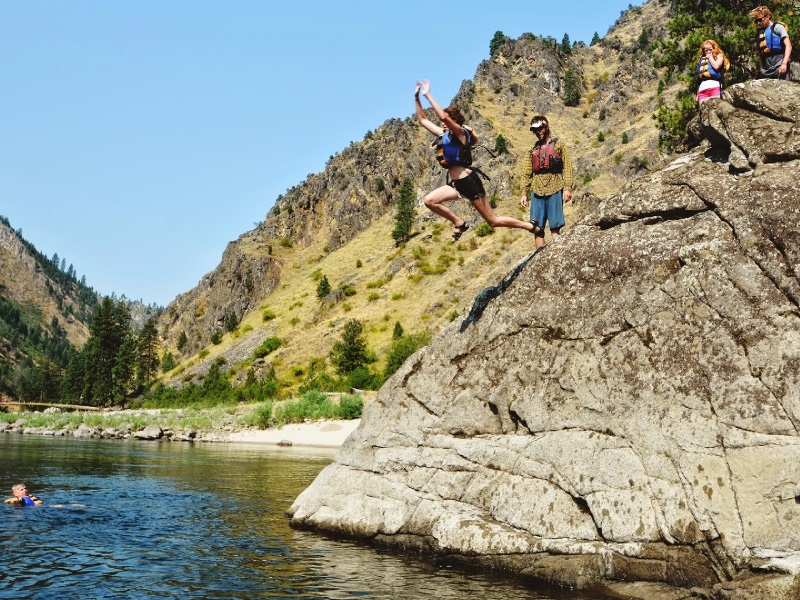 idaho guides fly fishing lodges